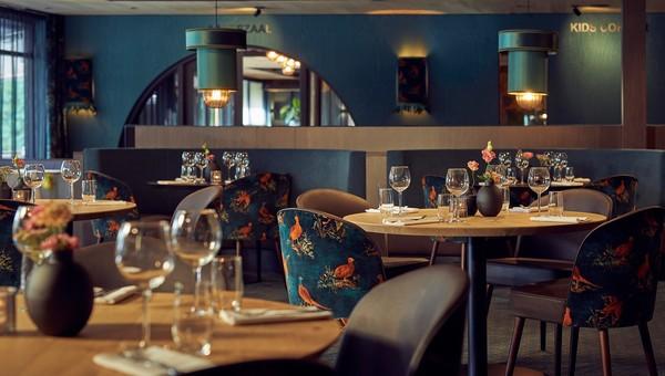 Hotel Tilburg Van Der Valk Gilze A58 Kamers Restaurant