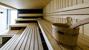 enjoy our saunas