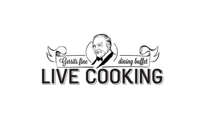 live cooking arrangement