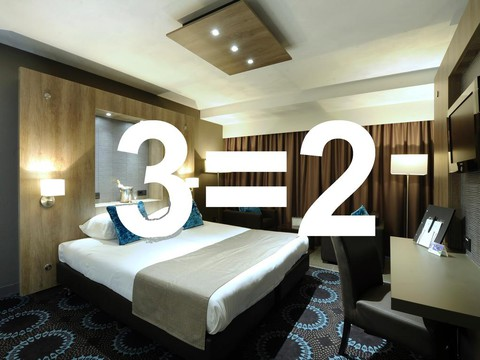 three nights hotel offer