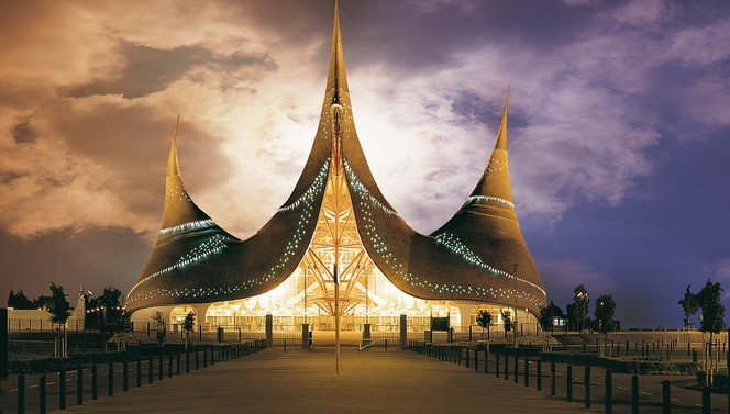 Main entrance Efteling