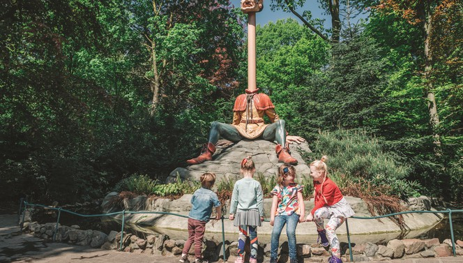 2 days Efteling + 2 X hotel package
