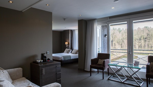 Superior Jacuzzi Kamer Met Balkon Van Der Valk Hotel Gilze Tilburg