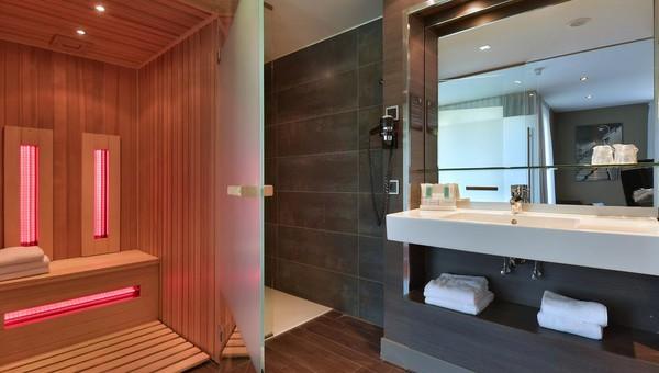 superior kamer infrarood cabine met balkon | Van der Valk Hotel ...