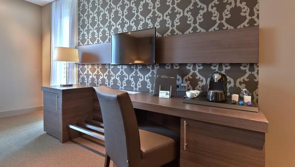 chambre de luxe avec Jacuzzi | Van der Valk Hotel Gilze - Tilburg