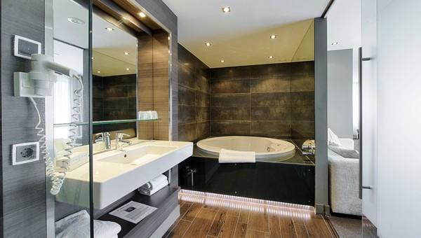 Luxueus genieten in onze suites en hotelkamers met jacuzzi